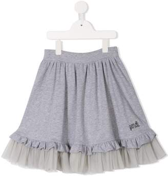 173b94eaaa Fendi Gray Girls  Clothing - ShopStyle