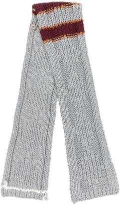 Prada Chunky knit scarf