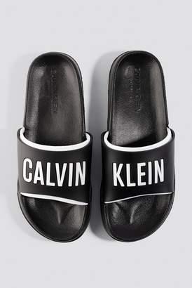 Calvin Klein Beach Slides Black