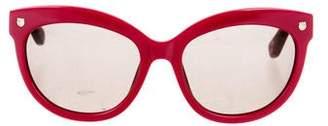 Salvatore Ferragamo Logo Tinted Sunglasses w/ Tags