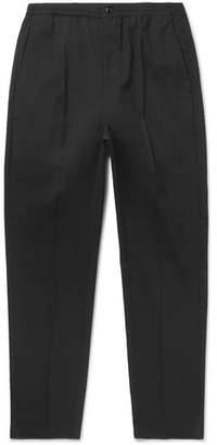 Stussy Black Bryan Woven Trousers