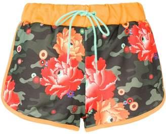 Puma x Sue Tsai camouflage shorts