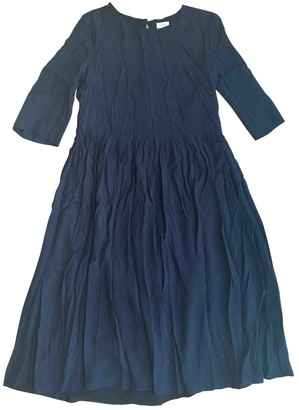 Pablo Navy Dress for Women