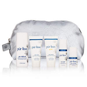 Purlisse Pur-lisse Bright and Beautiful Jet Set Starter Kit