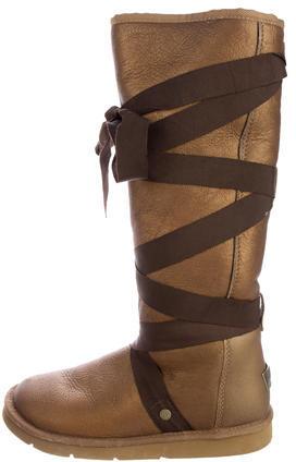 UGGUGG Australia Metallic Rina Boots