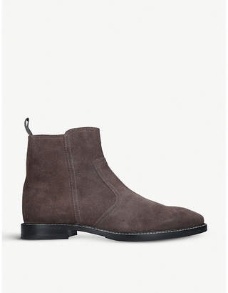 Kurt Geiger London Bournemouth suede ankle boots