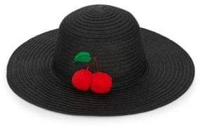 Collection 18 Pom-Pom Kitsch Floppy Hat