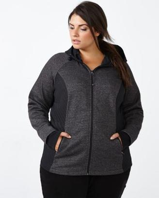 Penningtons Sports - Plus-Size Hooded Jacket