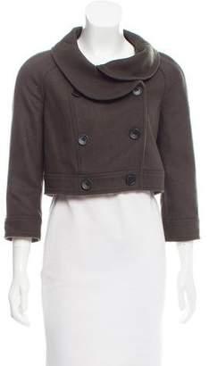 Proenza Schouler Double-Breasted Jacket