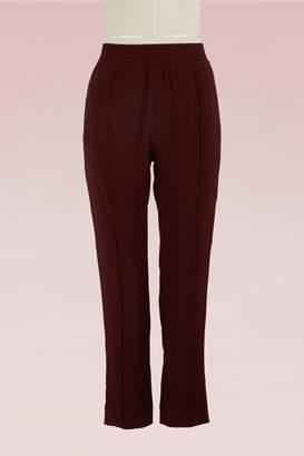 Haider Ackermann Silk Waistband Pants