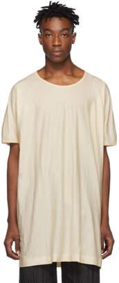 Off-White Jan Jan Van Essche Jan-Jan Van Essche Organic Cotton T-Shirt