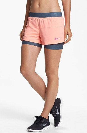 Nike 'Icon' 2-in-1 Dri-FIT Shorts