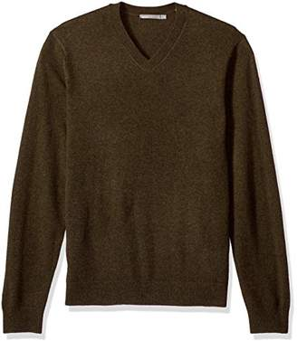 Vince Men's Cashmere V-Neck Sweater