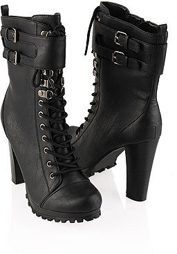 Rogeri Trooper Fashion Boot