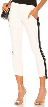 Pam & Gela Side Stripe Off Set Skinny Pant