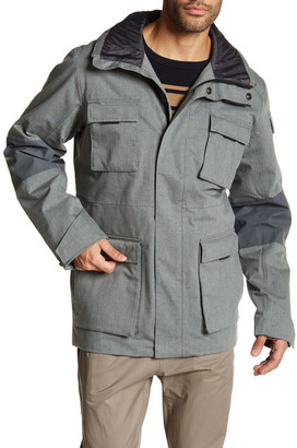 Helly Hansen Ask City Parka $600 thestylecure.com
