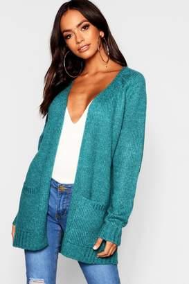 boohoo Soft Knit Cardigan