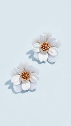Kate Spade Floral Mosaic Studs Earrings