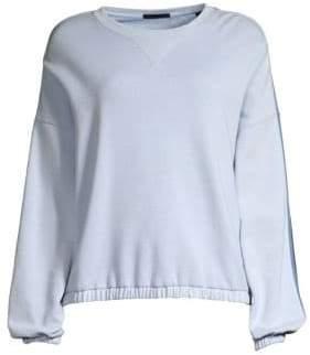ATM Anthony Thomas Melillo Cotton French Terry Sweatshirt
