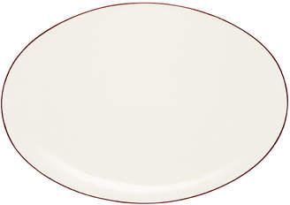 Noritake Colorwave Raspberry Oval Platter