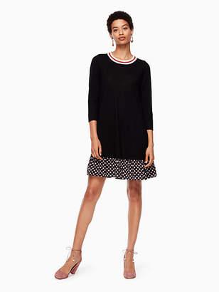 Kate Spade Diamond sweater dress