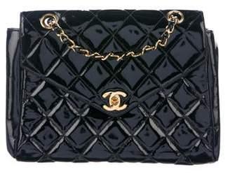 Chanel CC Patent Flap Bag