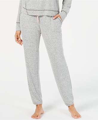 Alfani Brushed Hacci Knit Pajama Pants