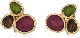 The Sak Cluster Stud Clip-On Earrings