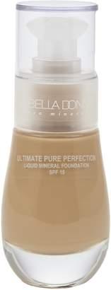 La Bella Donna Ultimate Pure Perfection Liquid Foundation - Amber by
