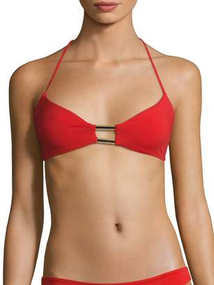 Basta Surf Women's Mizata Reversible Stripe Tape Bralette