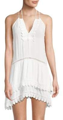 OndadeMar Lace Halter Dress