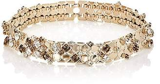 Lanvin Women's Crystal-Embellished Collar