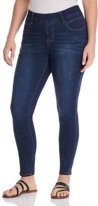 Jag Jeans Plus Bryn Skinny Legging Jeans in Medium Indigo
