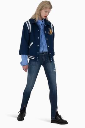 Siwy Adeline In Blue Jacket