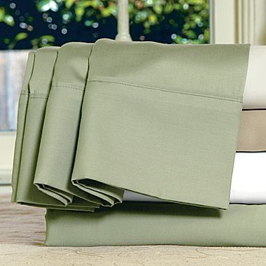 310TC Easy Care Standard Pillowcases