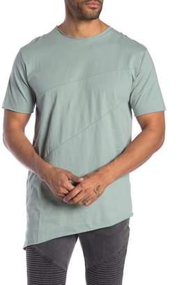 nANA jUDY Asymmetrical Hem T-Shirt