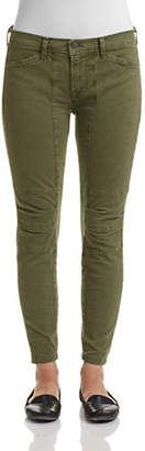 J Brand Skinny Cropped Cargo Pants