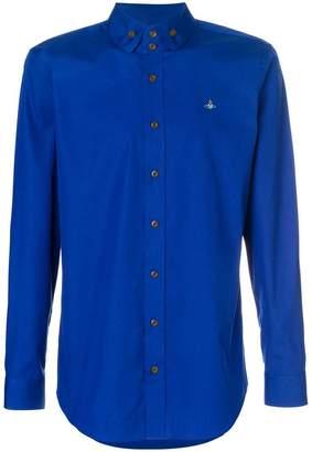 Vivienne Westwood high collar shirt