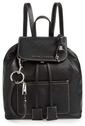 Marc Jacobs The Bold Grind Leather Backpack