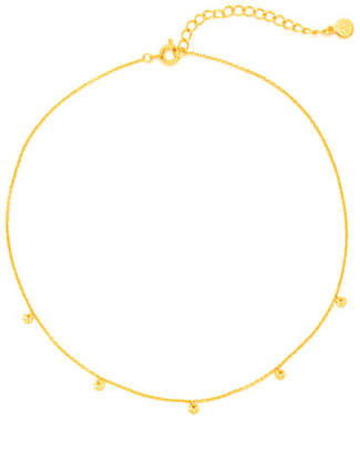 Gorjana Five-Disc Choker Necklace