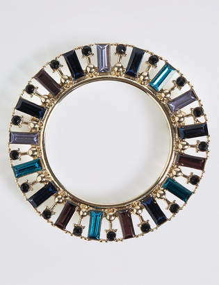 Marks and Spencer Circle of Life Brooch