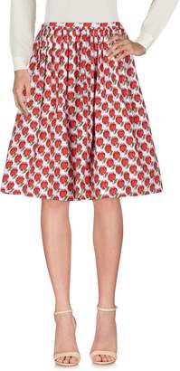 Prada Knee length skirts - Item 35351389OS