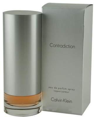 Contradiction For Women by Calvin Klein - Eau De Parfum Spray 3.4 Oz1000401