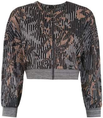 Tufi Duek cropped jacket