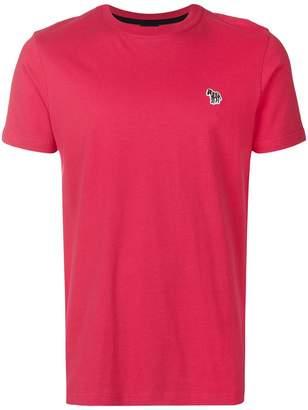 Paul Smith zebra logo T-shirt