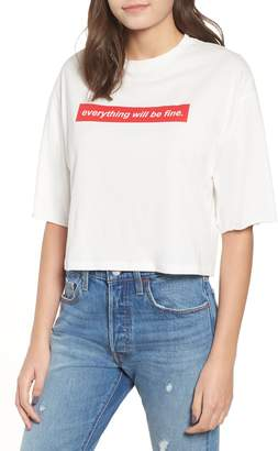 Ten Sixty Sherman Everything Will Be Fine Tee