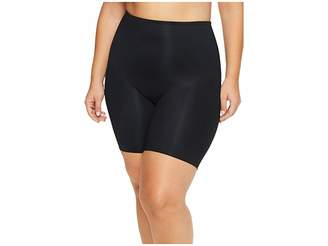 Spanx Plus Size Power Conceal-Hertm Mid-Thigh Short