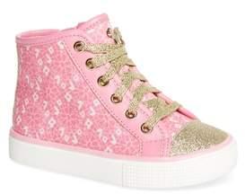 WellieWishers from American Girl Ashlyn High Top Sneaker