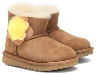 UGG Mini Bailey II suede ankle boots