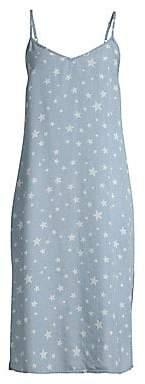 Splendid Women's Americana Slip Dress